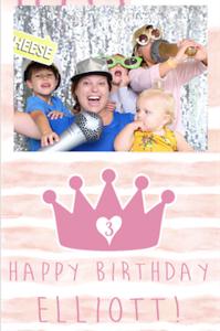 Elliot's Birthday