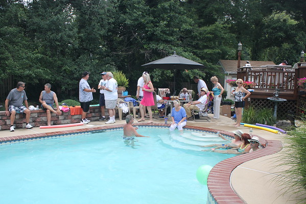Summer Picnic at the Sargent's 7-30-2016