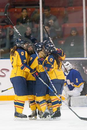 Women's Hockey - Queen's vs. UBC 20130310