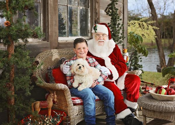 Gretchen Santa 2020