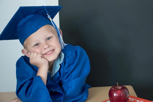 Tucker Pre-School Grad