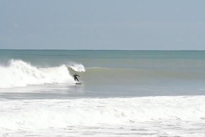 Pelican Beach Park Surfing 3-21-21