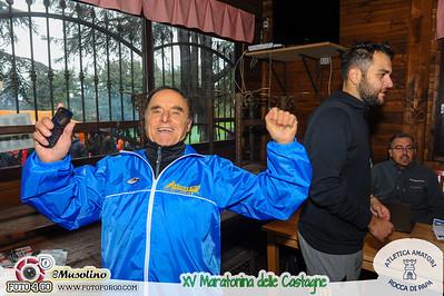 Maratonina delle Castagne 2018