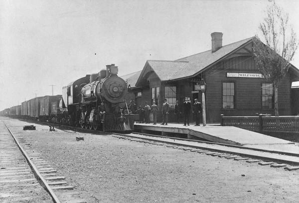 Salt Lake Route, 1903 to 1920s