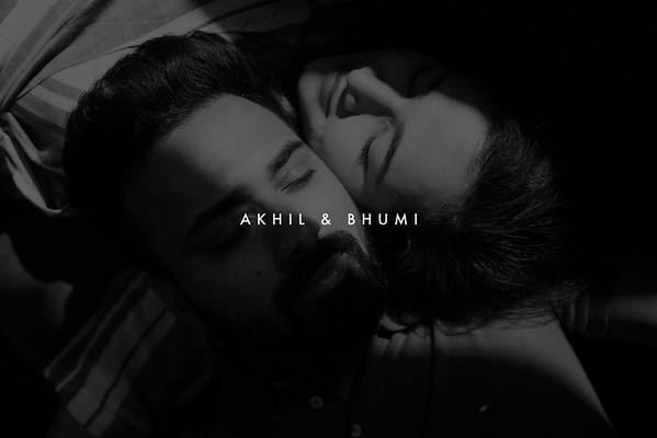 Akhil & Bhumi