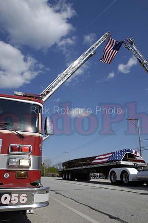 World Trade Center Steel - Exton, PA