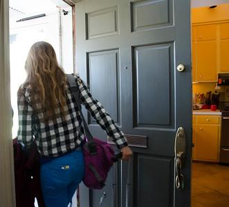 BEANs leave for Aviva's College Trip