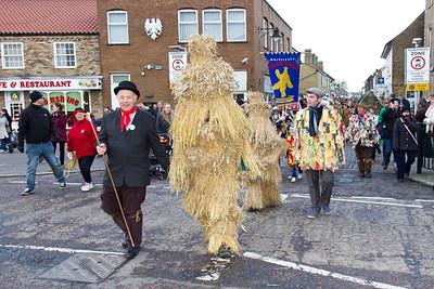 2014-01-11 Whittlesey Straw Bear Festival