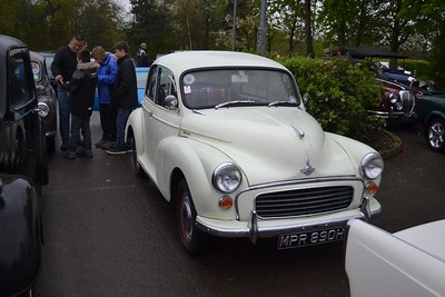 Charity car run Writtle to Colchester 26 April 2015