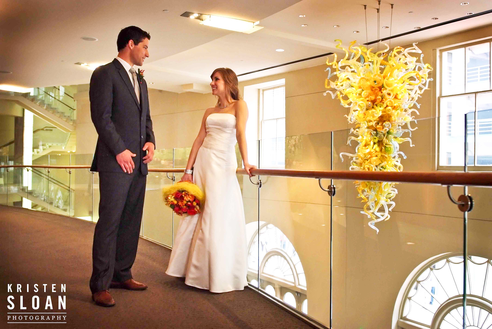 chihuly wedding ellie caulkins opera house