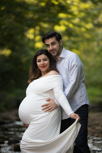 Nasim and Babak -  Maternity
