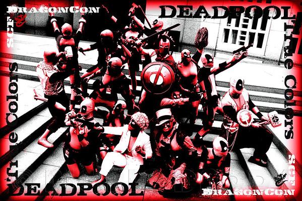 Dragon Con 2011 - Deadpool #1, September 3rd, 2011