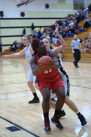 2010/01/08 BHS Girls Basketball - Butler @ Providence