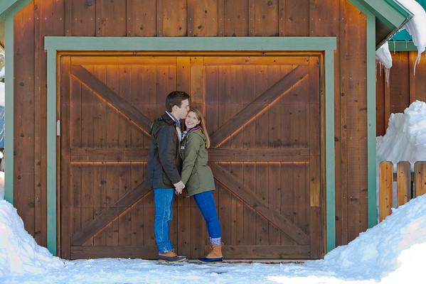 Lexie & Skyler Sikes engagement