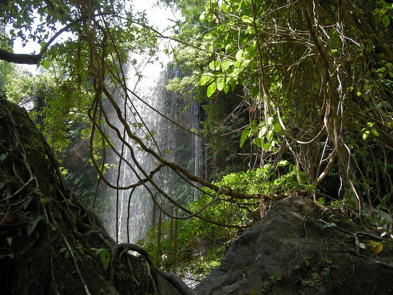 Waterfalls, Phnom Kulen National Park: Siem Reap