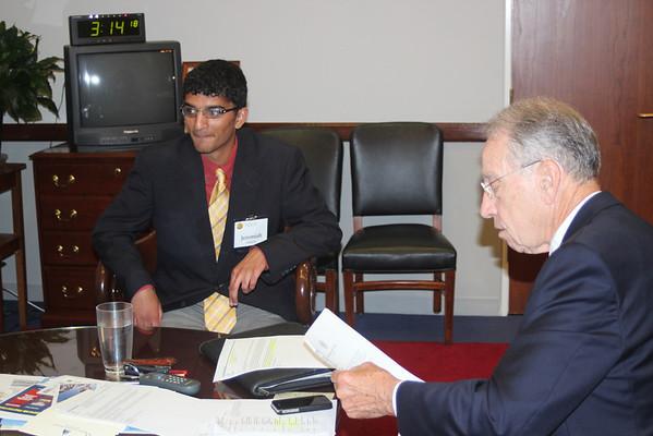 2014 Senate Visits