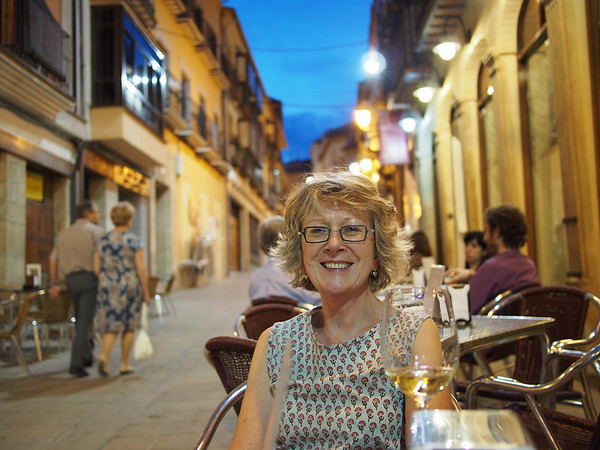 Three restaurants in Spain