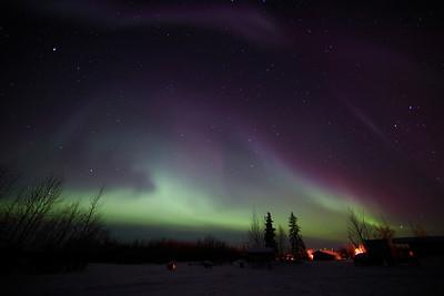 Alaska Aurora - March 1, 2011