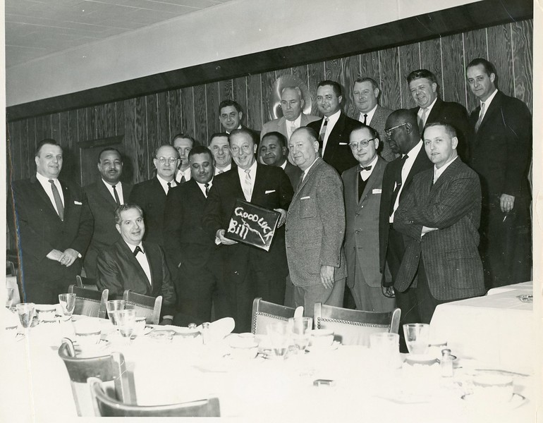 IPD Group at Brodie's Restaurant 1-30-1962