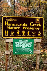 Hannicroix Creek Preserve