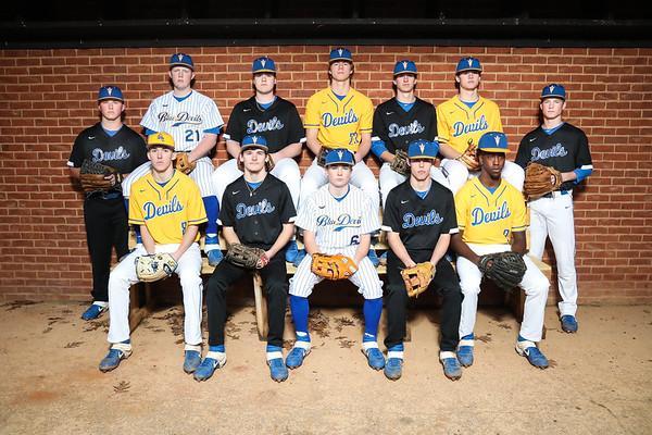 Booneville Baseball