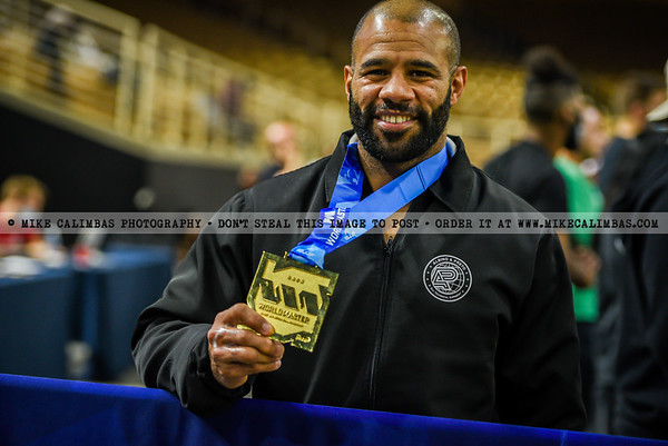 2020 World Master IBJJF Jiu-jitsu championship - Thursday