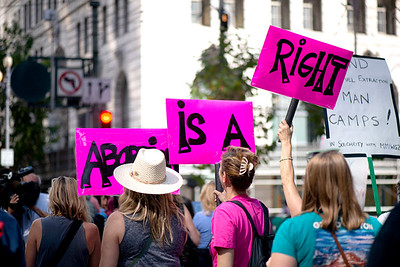 2Oct2021 San Francisco:  March for Our Rights