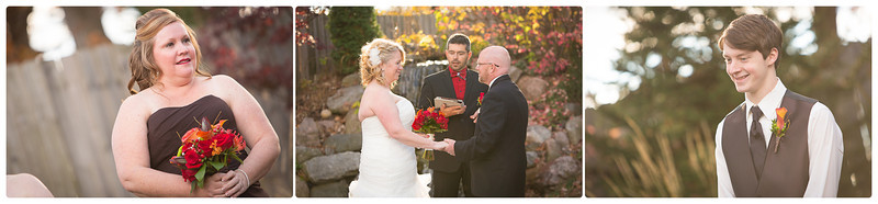 Fall wedding photography at Williams Tree Farm by Ryan Davis Photography, Rockford, IL