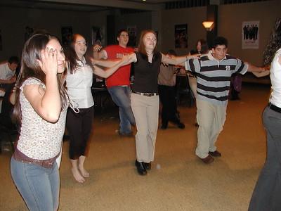 GOYA Dance - May 17, 2003