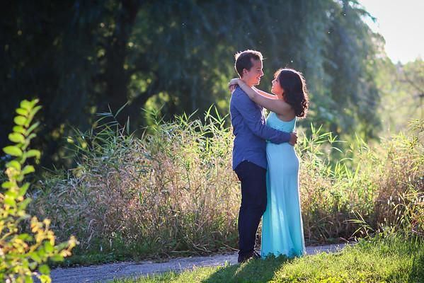 Engagement Session // Christina & Krzysztof