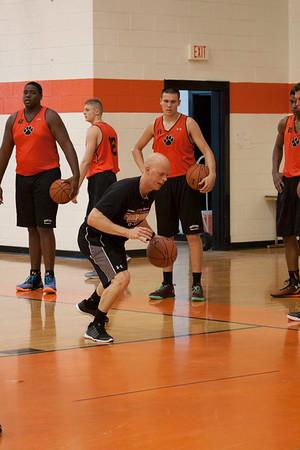 PG Basketball Random Photos