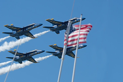 2016 Fleet Week SF, featuring the Blue Angels