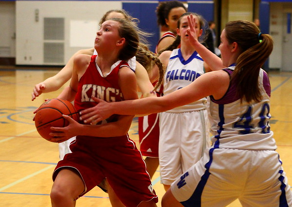 King's JV vs. South Whidbey HS