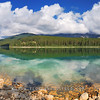 Patricia Lake panorama 1 - Jasper