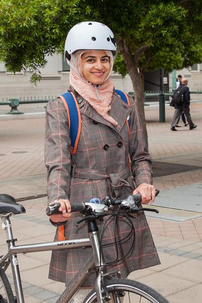 2014 Bike To Work Day Oakland