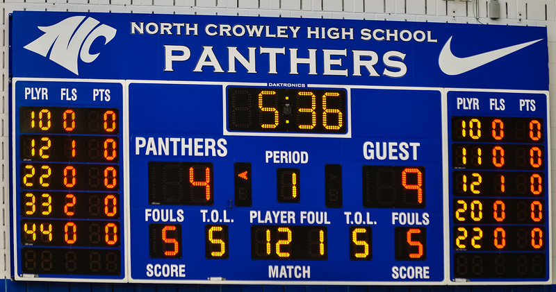 Lady Panthers, Junior Varsity, South Grand Prairie,12-08-15, Basketball