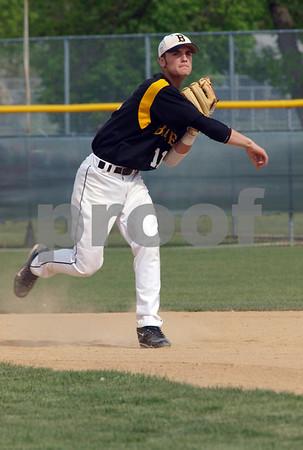 Baseball - Burnsville @ Jefferson  5-18-09