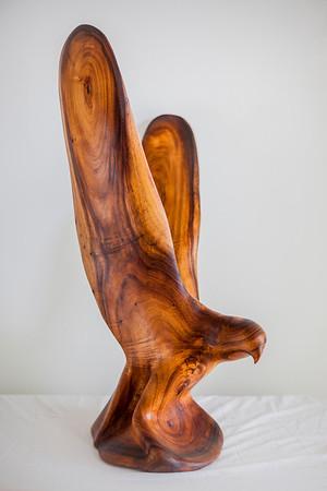 Jan Orbom sculpture summer 2013
