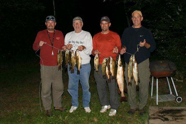August 2007 Fishing Trip