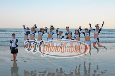 NCA Daytona, The Beach!!!