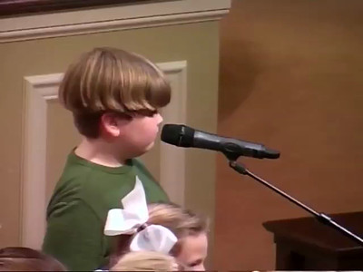 Children's Choirs 2012-Christmas time