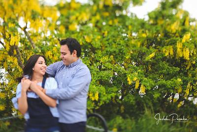 Danielle & Jirad | Anniversary Shoot - Ogden Point Victoria BC
