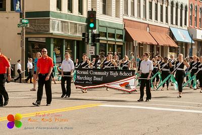 Labor Day parade 2014