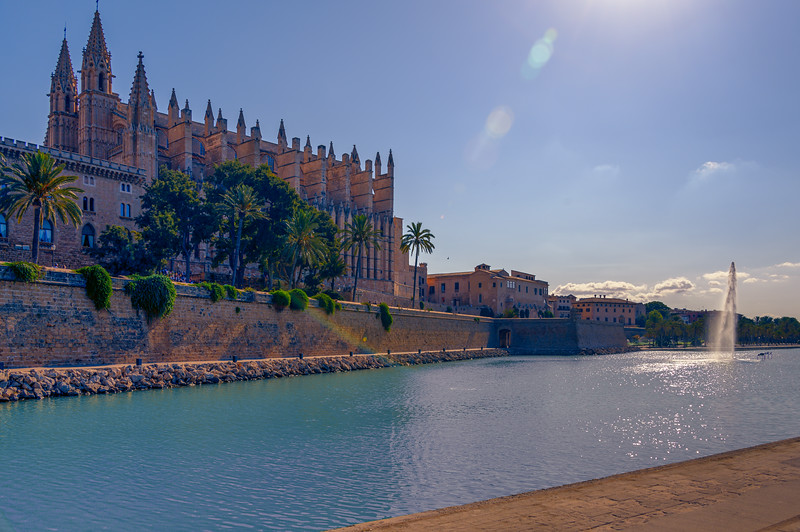 Cathedral in Palma