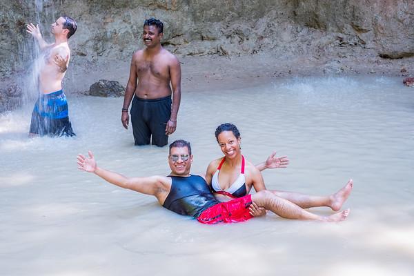 Summer Kizomba Waterfall Trek
