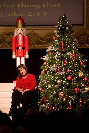 A Christmas Tea with Renee Bondi - December 1, 2006