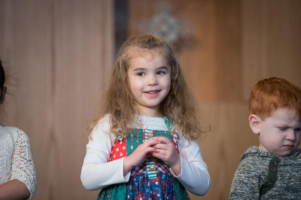 2019 3 Preschool Christmas Concert