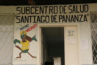 Santiago de Pananza Clinic