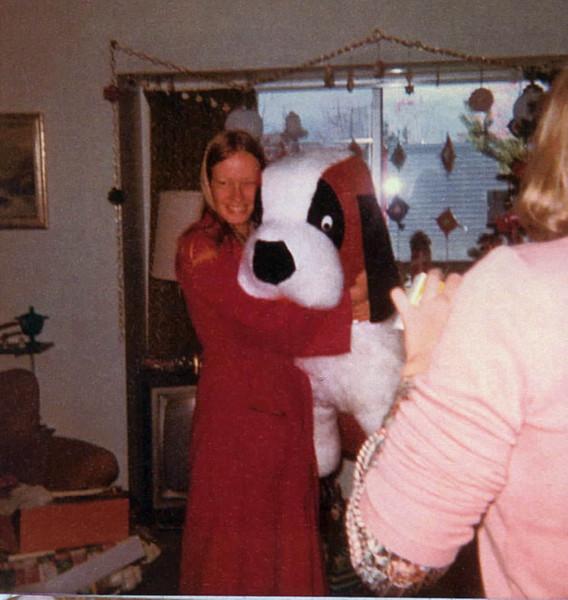 1978 Ellen new dog ojo de dios