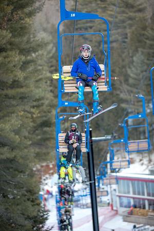 2017-1-31 Lost Valley Slalom